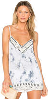 Raga In a Dream Sleeveless Tunic in Gray. - size M (also in S,XS)