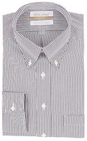 Roundtree & Yorke Gold Label Non-Iron Regular Full-Fit Button-Down Collar Dress Shirt