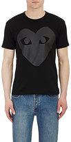 Comme des Garcons Men's Heart Graphic T-Shirt