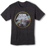 Star Wars Men's Big & Tall Vintage T-Shirt Charcoal Heather