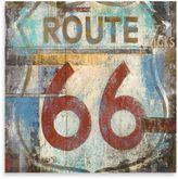 Route 66 Wall Art by Michael Longo