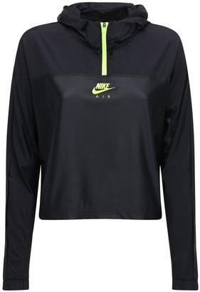 Nike Hooded Running Jacket