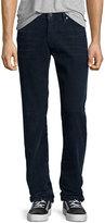AG Jeans Graduate Corduroy Pants, Dark Blue