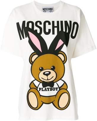 Moschino Playboy teddy T-shirt
