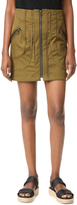Veronica Beard Linda Summer Cargo Skirt