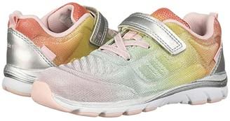Stride Rite M2P Cora (Toddler) (Rainbow Multi) Girls Shoes