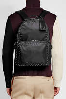 Valentino Rockstud Backpack with Leather