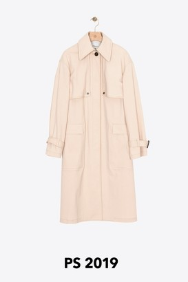 3.1 Phillip Lim Belted Trench Coat