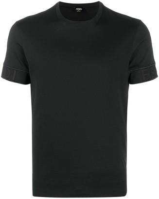 Fendi Tape-trim T-shirt