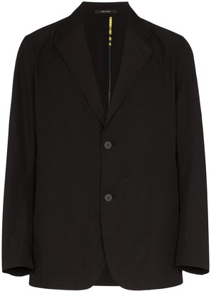 Issey Miyake oversized blazer jacket