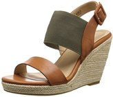 Chinese Laundry Women's Portia Burnished Wedge Sandal
