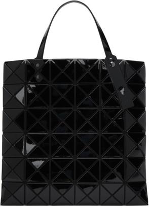 Bao Bao Issey Miyake Black Lucent Tote Bag