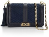 Rebecca Minkoff Love Crossbody Bag With Tassel