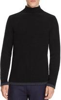 Armani Collezioni Cable Knit Sweater