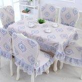 Tableloths European-style modern dining table loth,simple retangular pasta offee loth