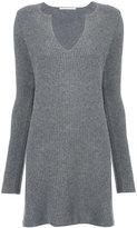 Rosetta Getty v-neck jumper