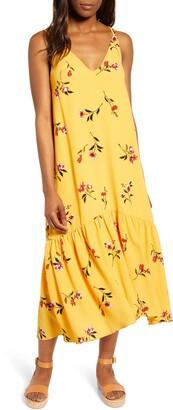 Gibson x The Motherchic Summer Nights Maxi Dress