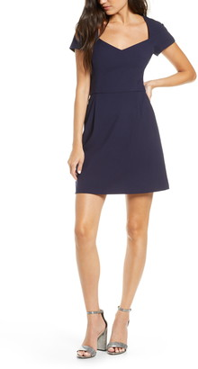 French Connection Whisper A-Line Dress