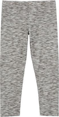 Design History Girls Girl's Hatchi Heathered Leggings, Size S-XL