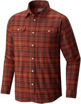 Mountain Hardwear Stretchstone Flannel Shirt - Men's