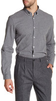 Lindbergh Slim Fit Button-Down Shirt