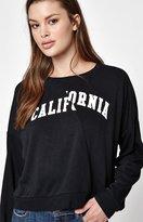 La Hearts LA Split Fleece Sweatshirt