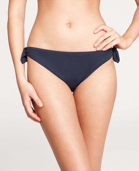 Ann Taylor Side Tie Bikini Bottom