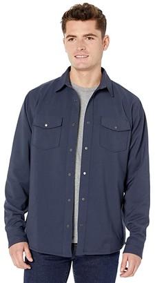 Flylow Brose Work Shirt (Night) Men's Clothing