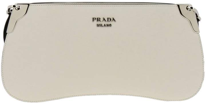 04870671500e3 Crossbody Bags Sidonie Shoulder Bag In Genuine Smooth Leather With Classic  Logo