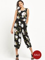 Warehouse Magnolia Jumpsuit