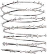 MATTIA CIELO Rugiada Seven-Circle Wrap Bracelet
