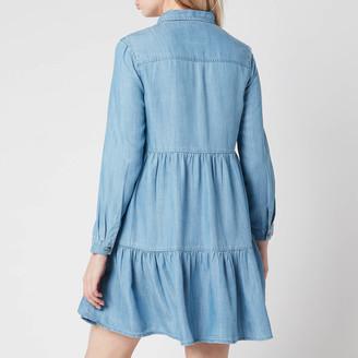 Superdry Women's Tiered Shirt Dress