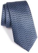 Armani Collezioni Oval Silk Jacquard Tie