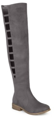 Journee Collection Pitch Thigh High Boot