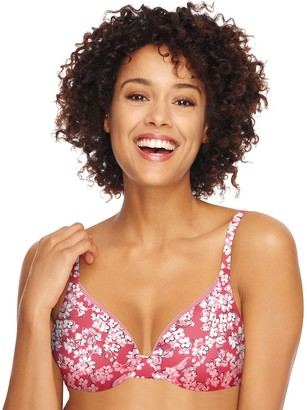 Hanes Ultimate Bra: Soft Convertible T-Shirt Bra HU02