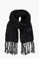 Boohoo Knitted Scarf
