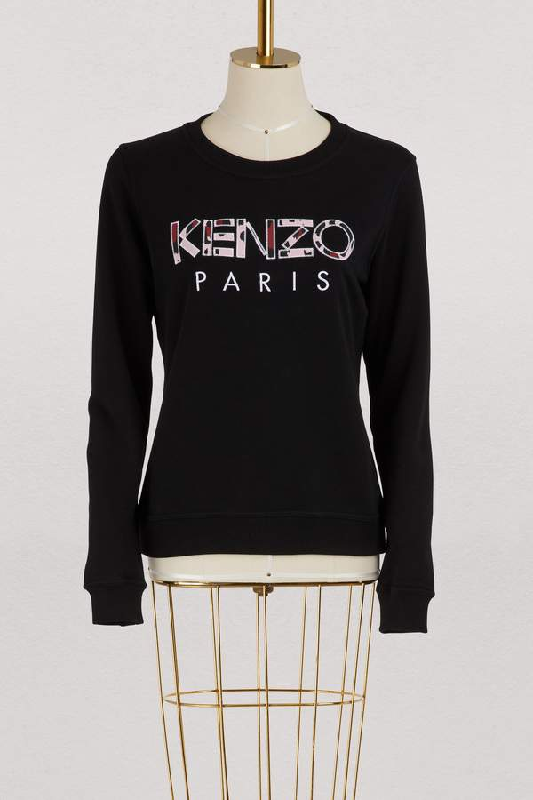 Kenzo Cotton Paris sweatshirt