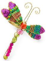 Kim Seybert Sequin Dragonfly Napkin Ring