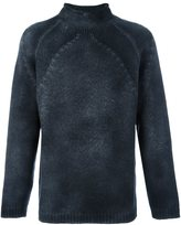 Avant Toi turtle-neck jumper