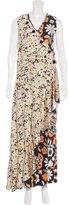 Celine 2015 Floral Print Jumpsuit w/ Tags