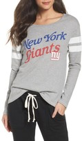 Junk Food Clothing Women's Nfl New York Giants Champion Sweatshirt