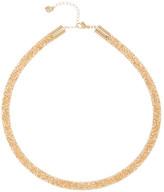 Swarovski Stardust Crystal Filled Mesh Necklace