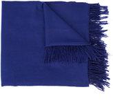 The Elder Statesman cashmere fringed scarf - unisex - Cashmere - One Size