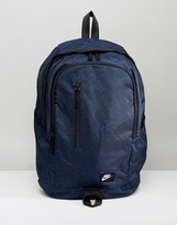 Nike All Access Soleday Backpack In Black Ba5231-452