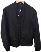 Christian Dior Black Viscose Jackets