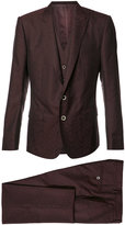 Dolce & Gabbana 3-piece formal suit - men - Silk/Acetate/Cupro/Virgin Wool - 46