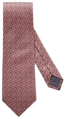 Eton Geometric Silk Classic Tie