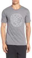 New Balance Men's 'Emblem' Athletic Fit Graphic T-Shirt