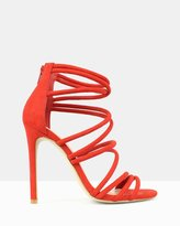 betts Divine Strappy Heel