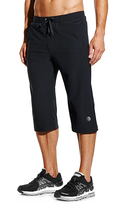 MPG Black Magnum Drawstring Pants - Men's Regular